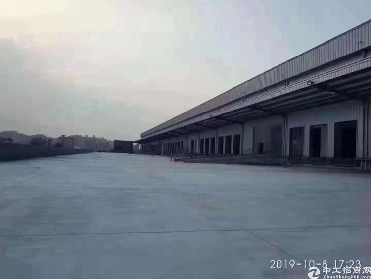 深圳很便宜的物流仓库租16元坪山新单一层13000平丙二类消