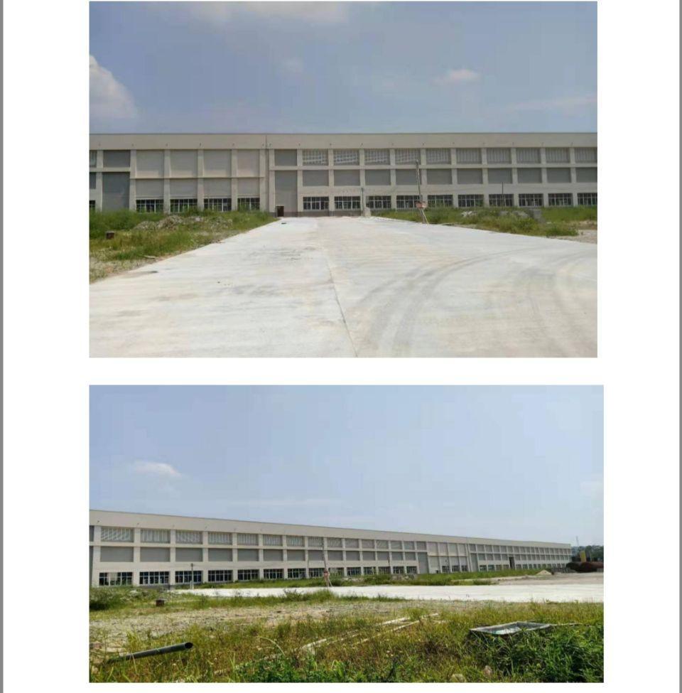 江门市全新国有证单一层厂房51004㎡出售高度15米空地大