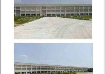 江门市全新国有证单一层厂房51004㎡出售高度15米空地大图片1