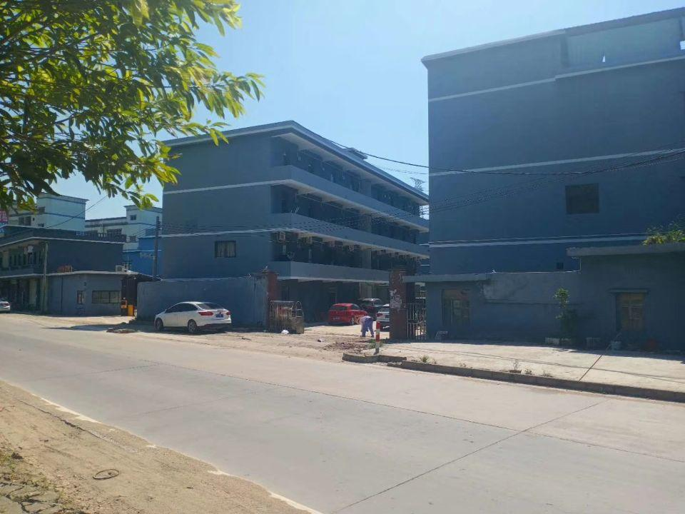 广州番禺市建筑4598平独院国有证厂房出售,人气旺厂房靓易