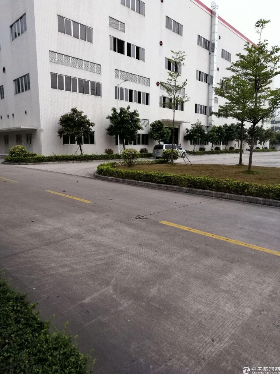 东莞市高埗花园式标准厂房诚意出售