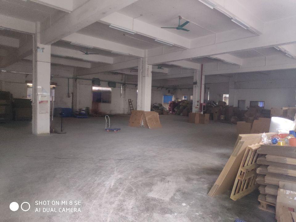 谢岗一楼小加工厂,仓库出租。280平方
