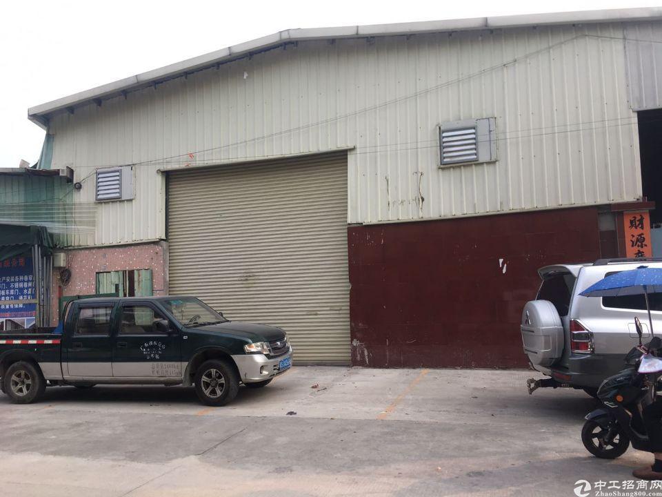 茶山镇单一层 厂房面积:750平