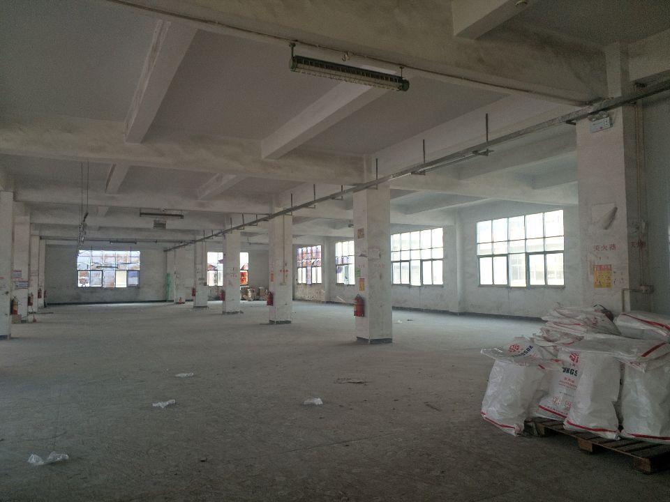 沙井镇步涌原房东厂房3层4500平方按实际面积出租-图4