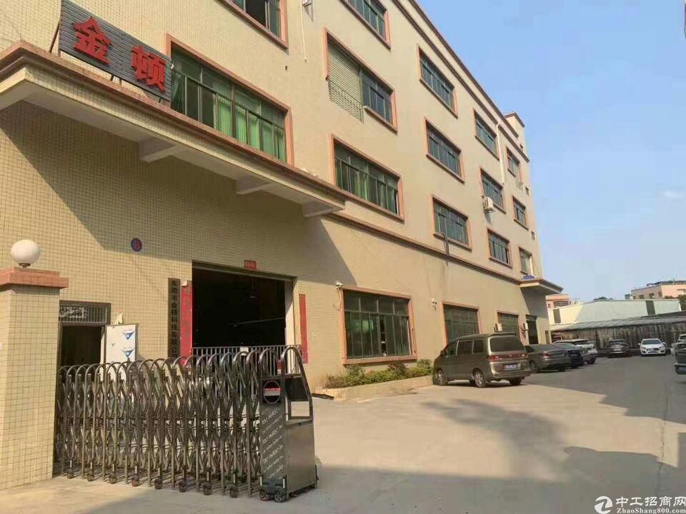 大朗镇工业园分租一楼700平米,高度7米
