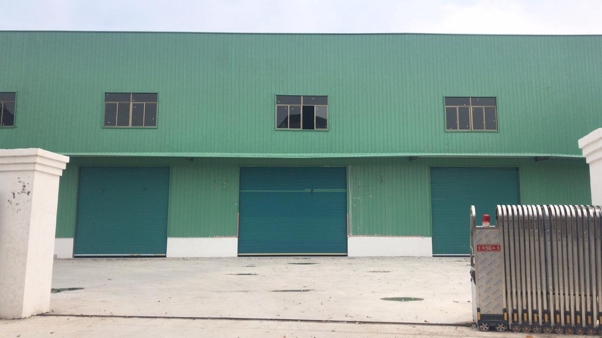 番禺石碁独门独院单一层钢结构厂房出租5000方