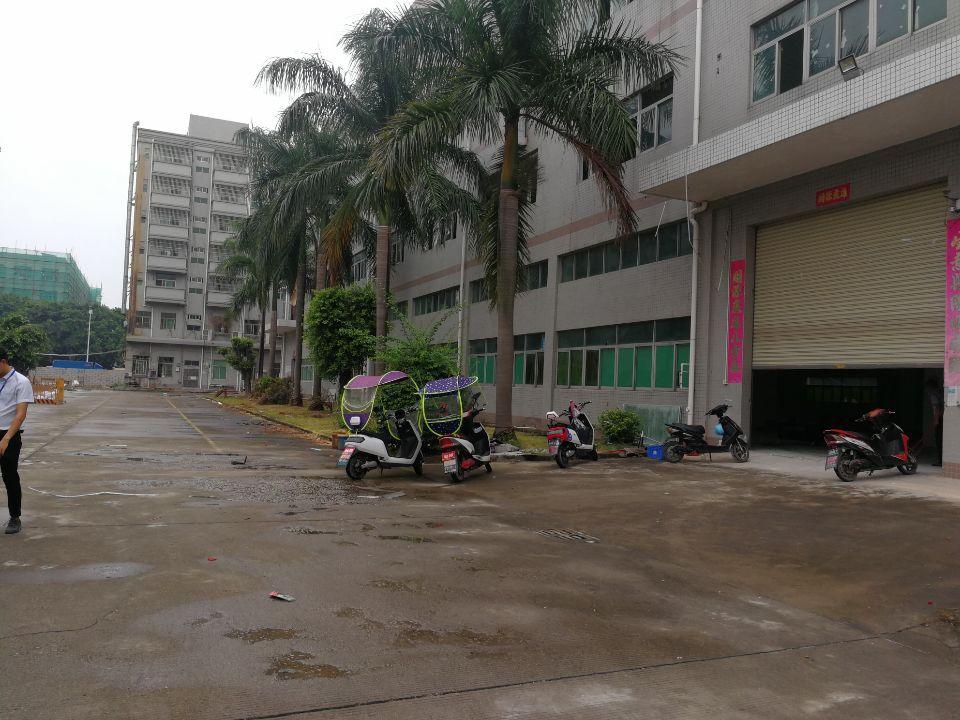 福永塘尾独院1-4层9600平米原房东出租