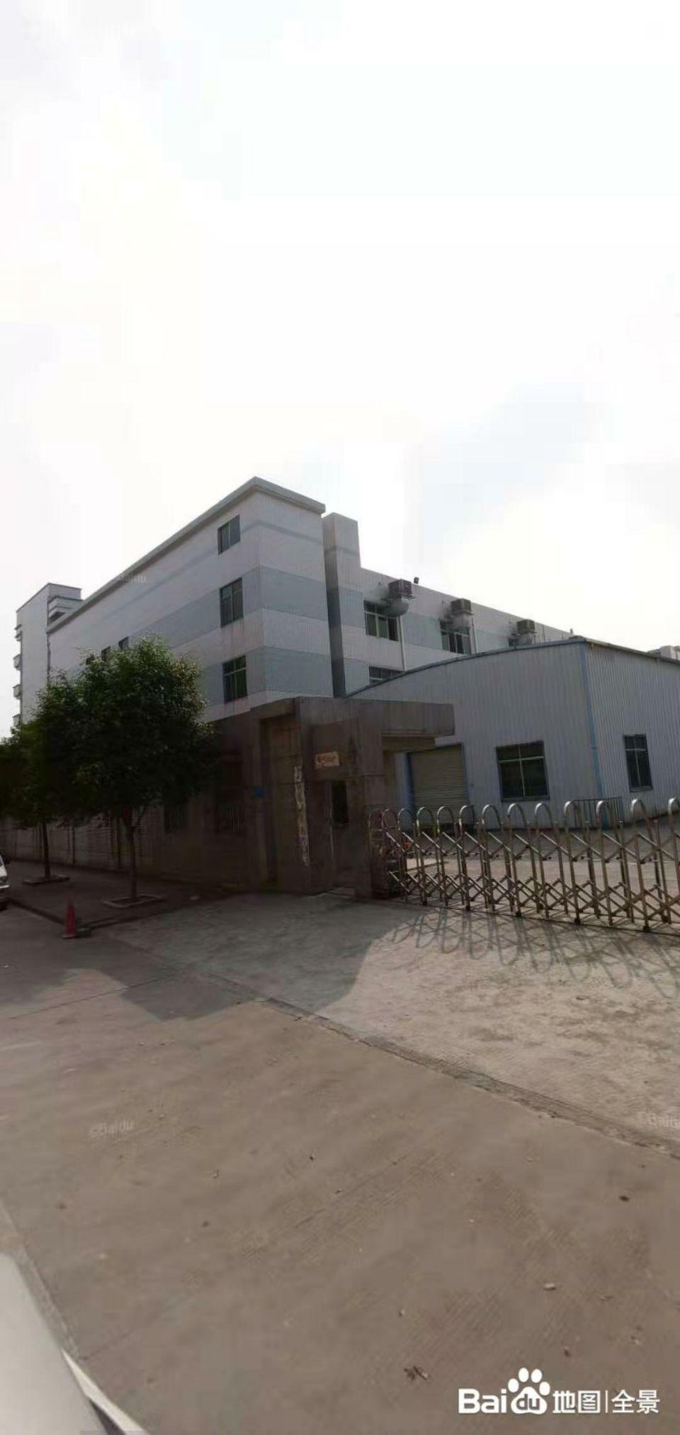 寮步镇横坑村上市公司分租厂房4000平方一二楼个2000平方