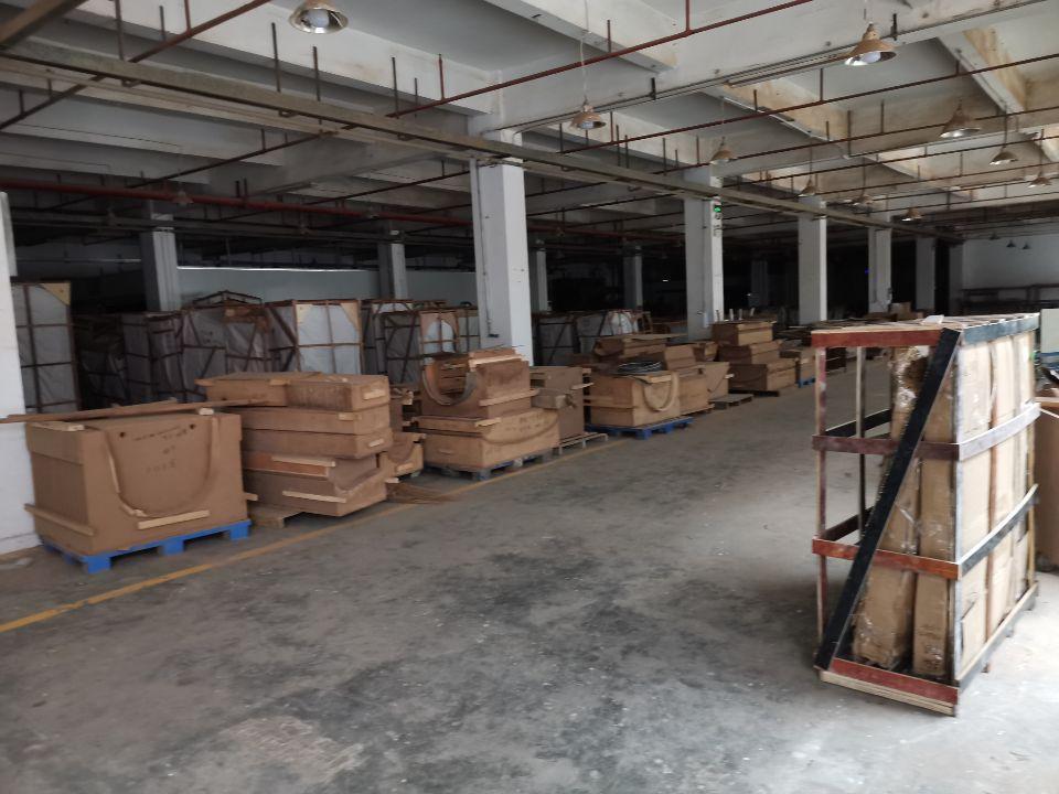 石碣镇罕见独栋厂房,两层6240方