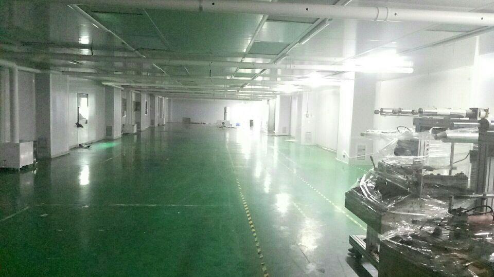 龙华大浪工业园区楼上厂房出租,办公室+仓库出租
