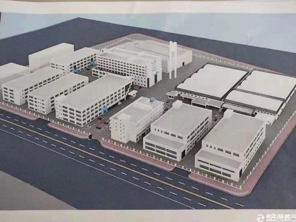 原房东!横岗新出大型高新园区69800平厂房出租,大小可分租-图3
