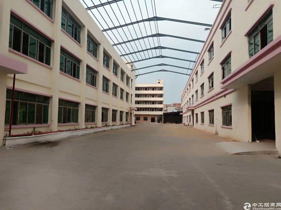 独院厂房AB两栋,带国土证,工业用地,可办环评
