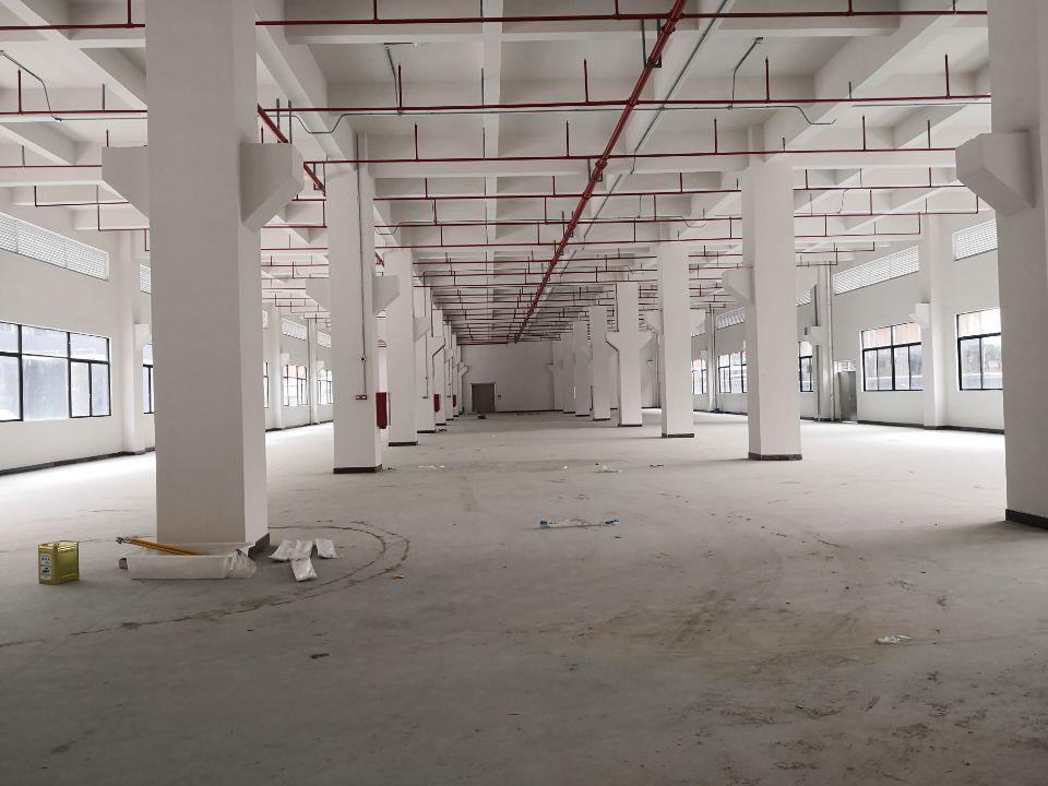 全新重工业厂房出租车面积3880平米