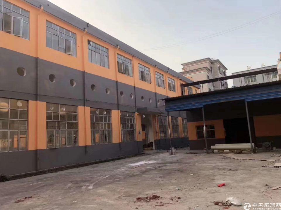 原房东独院厂房7200平一楼层高8米