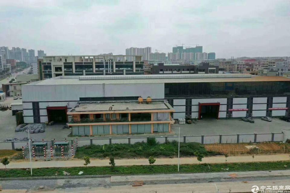桥头镇大洲村原房东钢构单一层出租6000