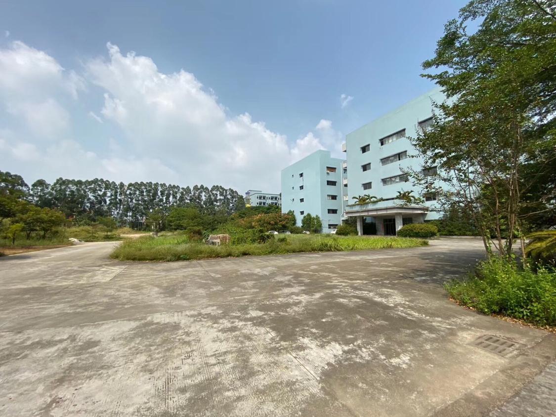 深圳标准厂房出租4.6万平米,可以做学校可以办环评