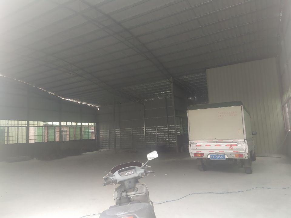 钟落潭,独门独院,300平方,新厂,每平方15元,80千瓦