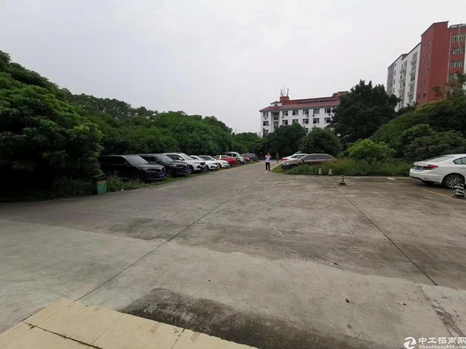 福永107国道独栋厂房1-2层1500平出租带精装修