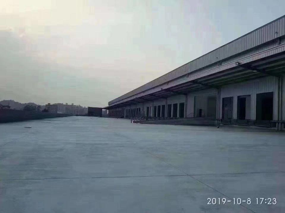 原房东54000单一层标准缺货平台物流园仓库出租