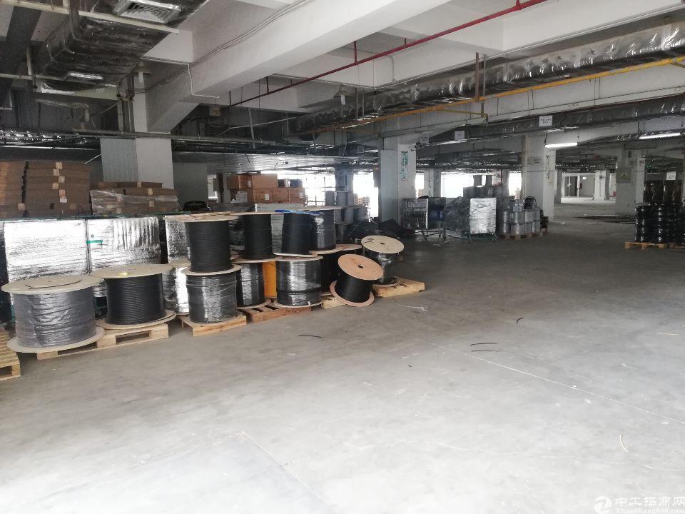 深圳坪山二楼1000平米仓库10元就租