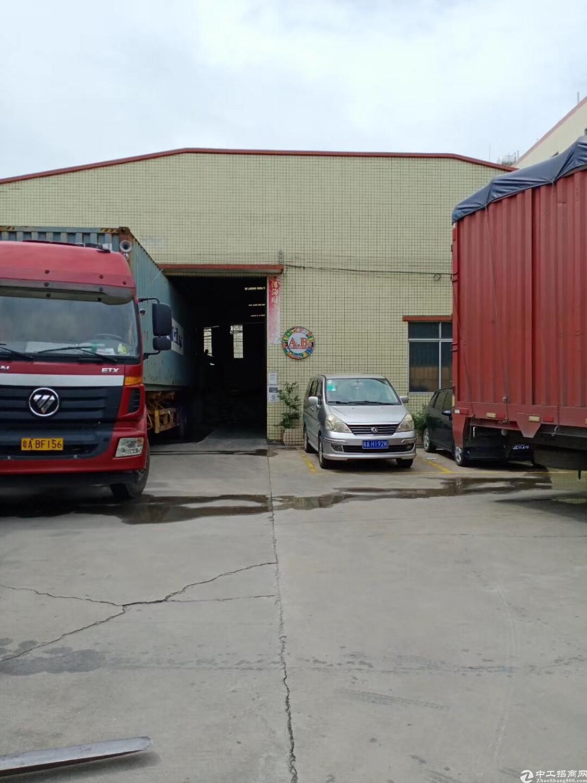 黄埔开发区独院单一层钢构7600平仓库出租