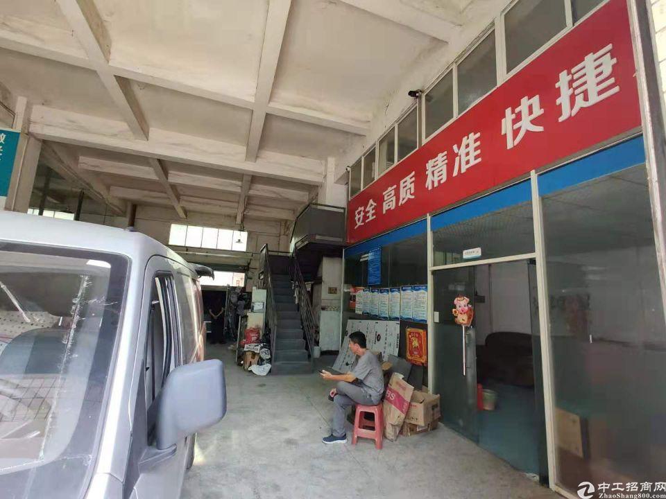 龙华龙胜地铁站一楼精装带阁楼1500平,水电到位-图2