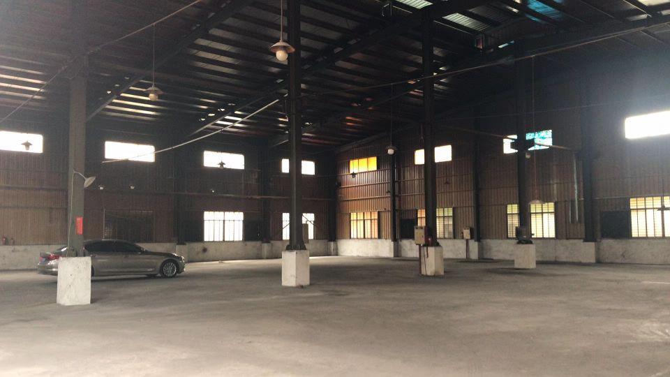 茶山新出经典小独院滴水9米单一层厂房,总