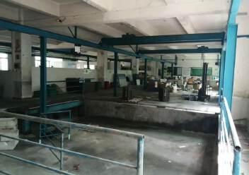 坪地一楼带行车小面积厂房出租图片1