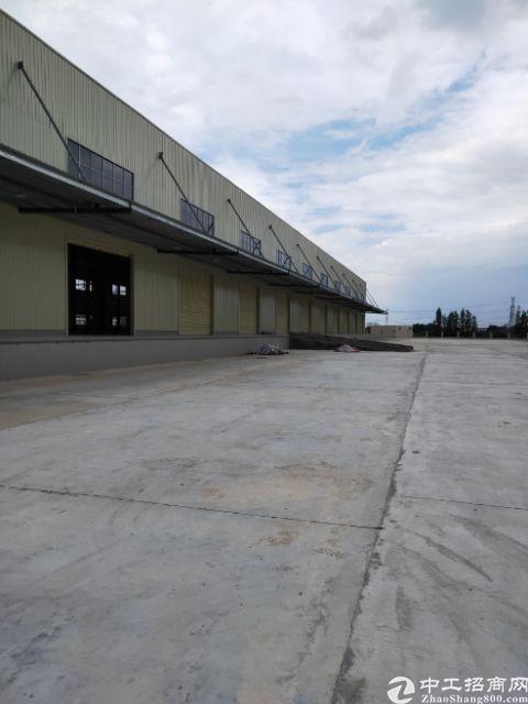 黄埔区永和经济开发区单一层高台仓6000平方米出租