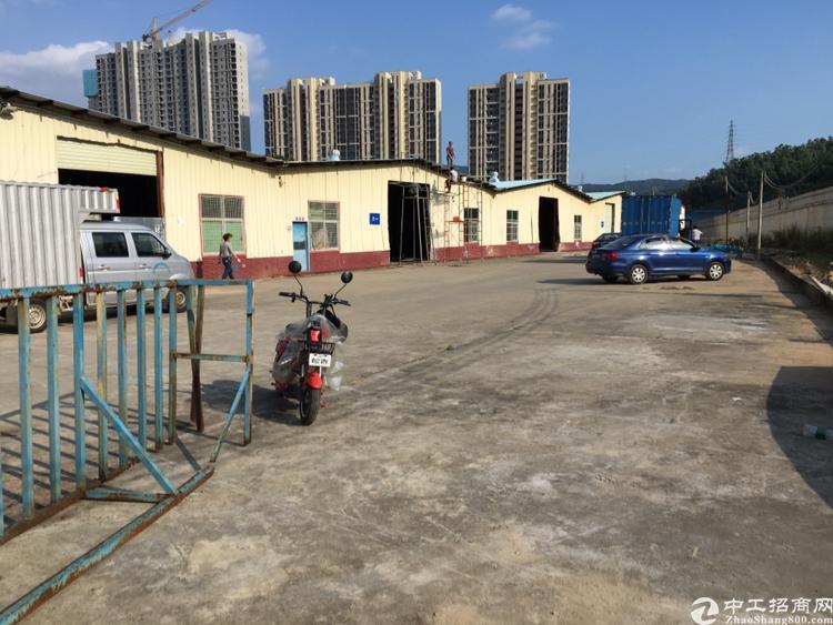 坪山16元物流仓库厂房出租,2600平米带卸货平台