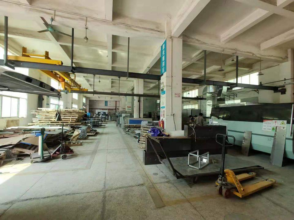龙华龙胜地铁站一楼精装带阁楼1500平,水电到位-图9