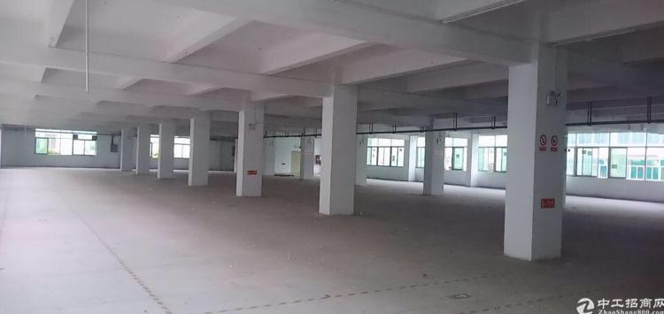 虎门怀德独院厂房2楼2100平米,3吨电梯,空地1500平米