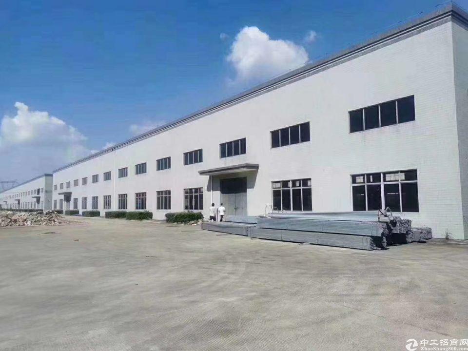黄埔萝岗区单一层钢构厂房招租