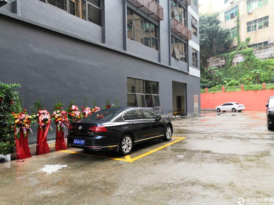 龙华鹊山工业园红本厂房出租仓库出租5000平500起分