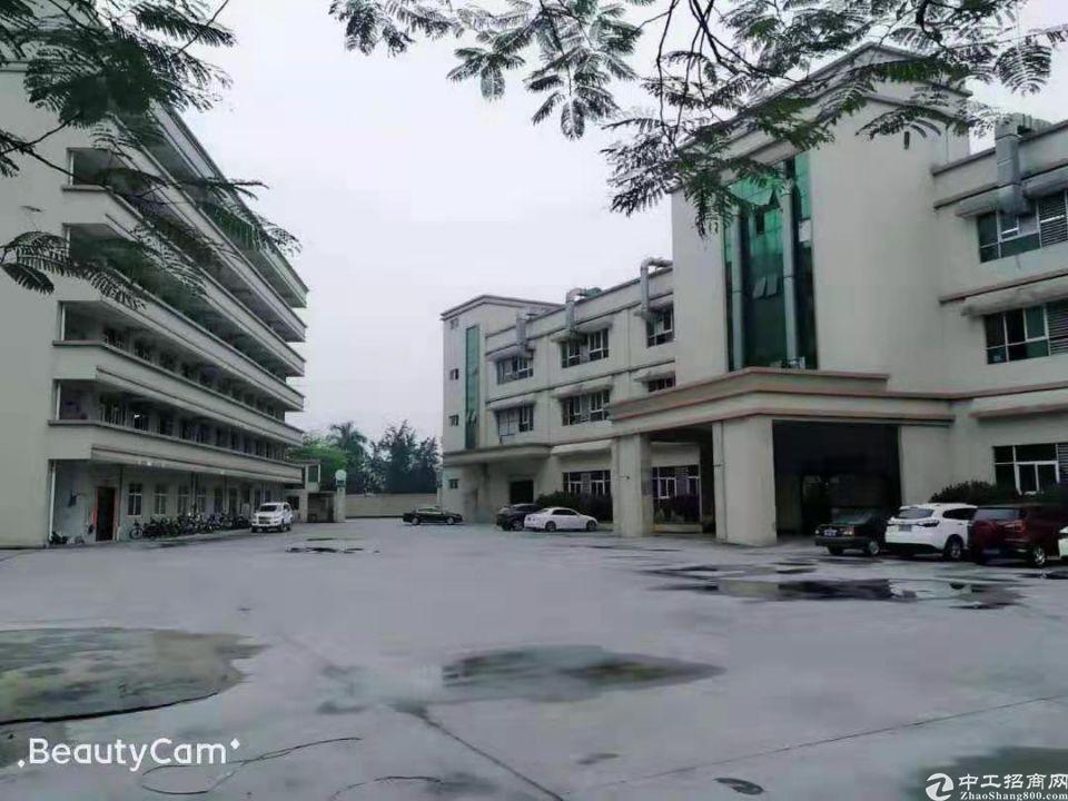 大岭山周边新出红本独院厂房占地5258平,建筑面积8200平