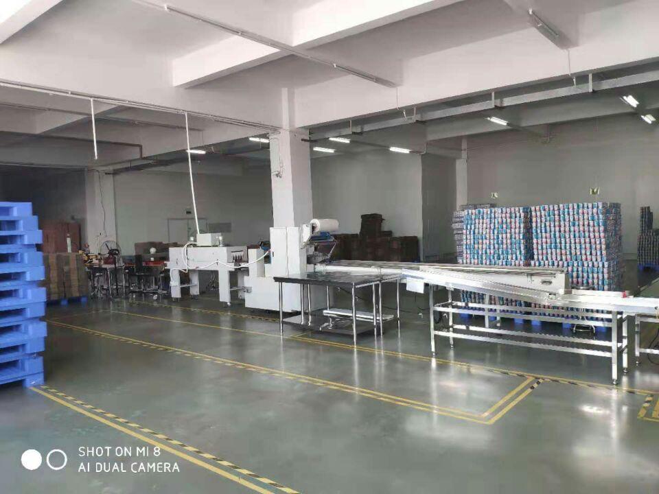 清溪周边带现成设备有环评证件齐全食品厂招租