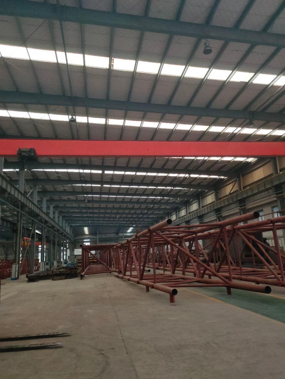 阳逻管委会14000平厂房,带10-150吨行吊,配套齐全