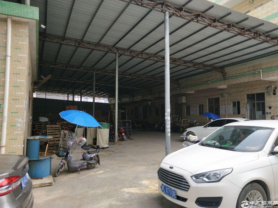 惠阳秋长白石新出钢构厂房1180平,大小可分,可办环评