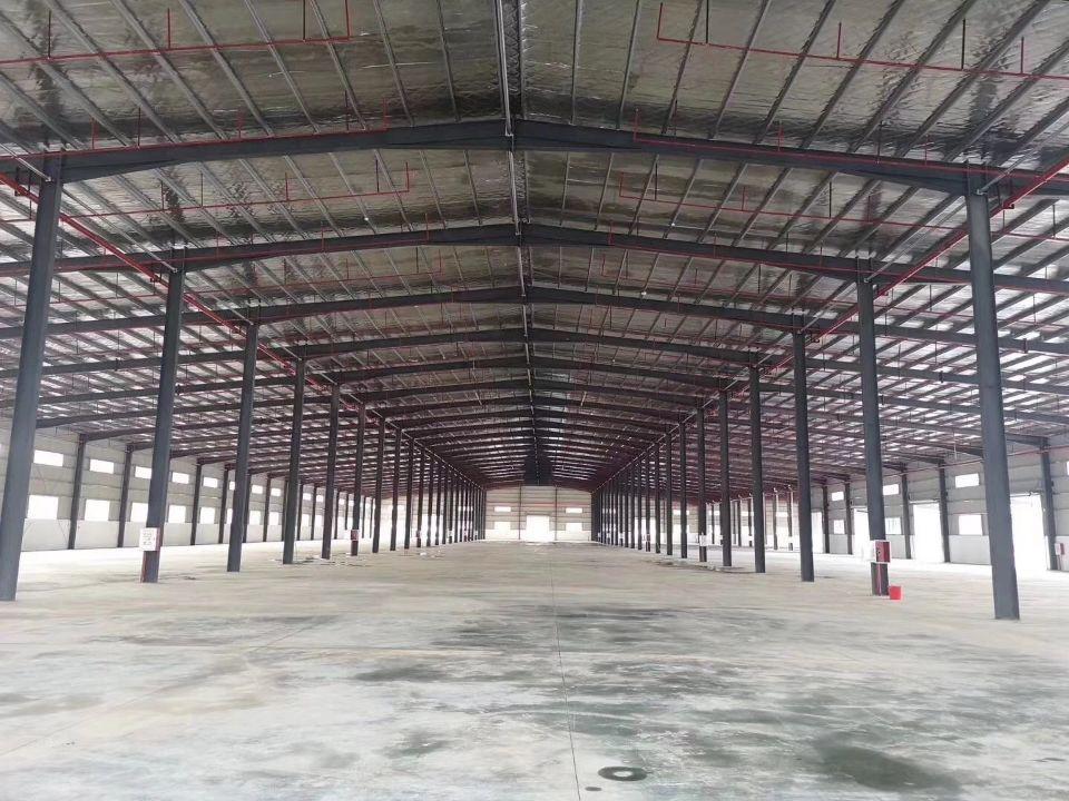 榄核镇榄张路旁1.3万方物流仓库招租,带卸货平台