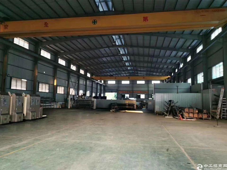 东部工业重镇桥头花园厂房诚意 占地:6100方 建11000