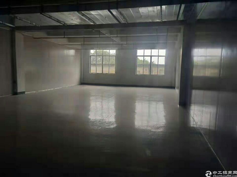 天河珠吉工业园标准厂房楼上400平方火爆招租