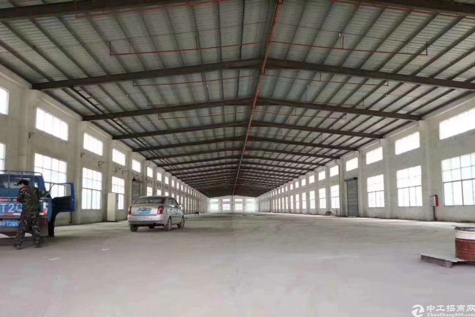 单一层厂房出租车间面积4330平米