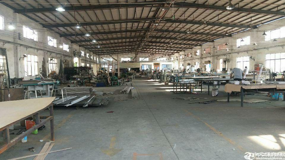 惠州市石湾镇砖墙到顶单一层经典厂房空地超大-图3