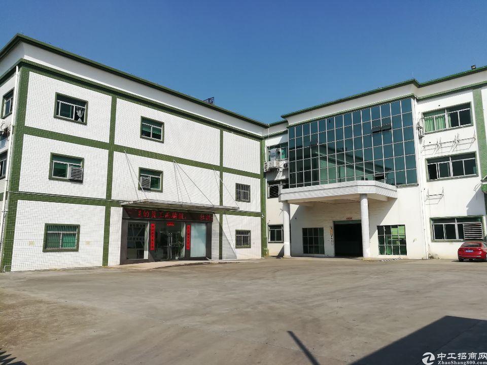塘厦林村汽车城700平方精装修厂房出租