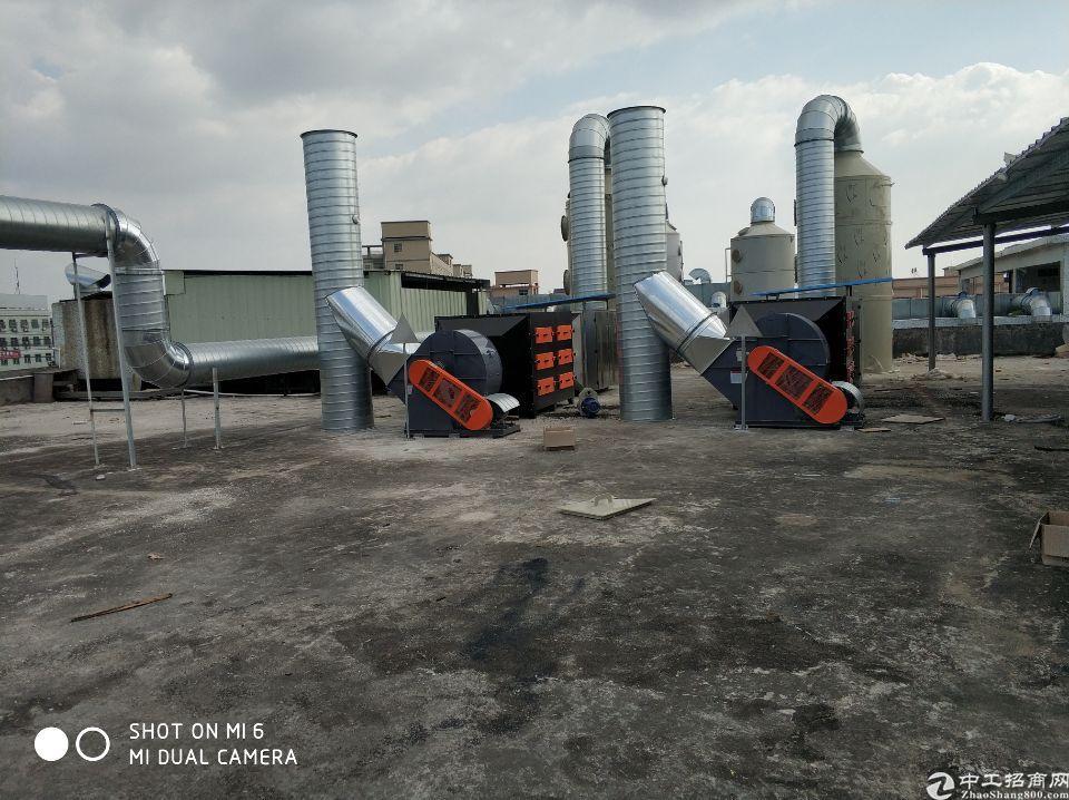 石排镇专业招租丝印油印和印花标准工业厂房3000平方现成环评