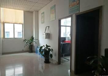 沙井镇和一原房东厂房3楼一整层1500平方现成贴片厂出租图片3