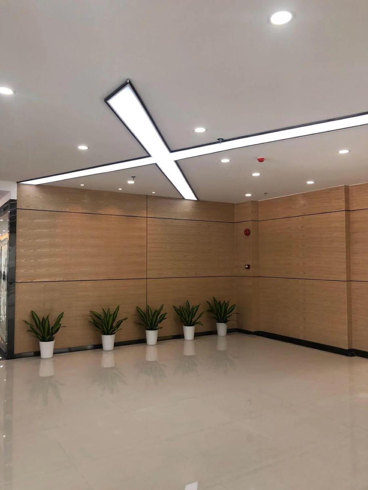 摄影工作室首选坂田红本办公室带装修出租层高6米-图3