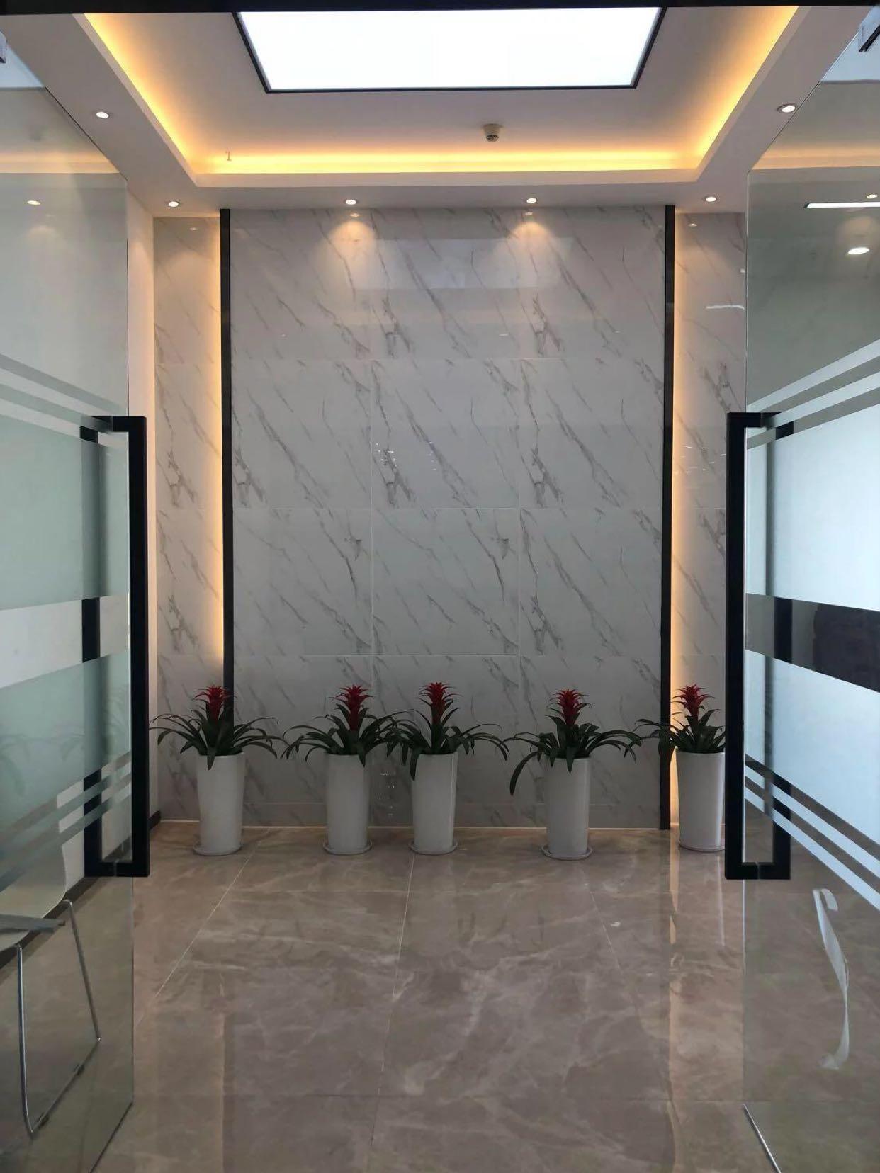 摄影工作室首选坂田红本办公室带装修出租层高6米-图4