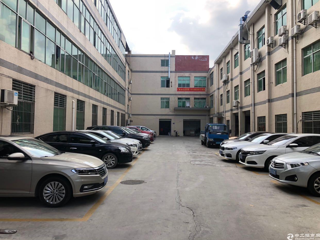 深圳坪山6500平方独院厂房出售红本双证