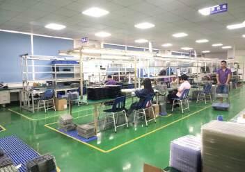 沙井镇和一原房东厂房3楼一整层1500平方现成贴片厂出租图片7